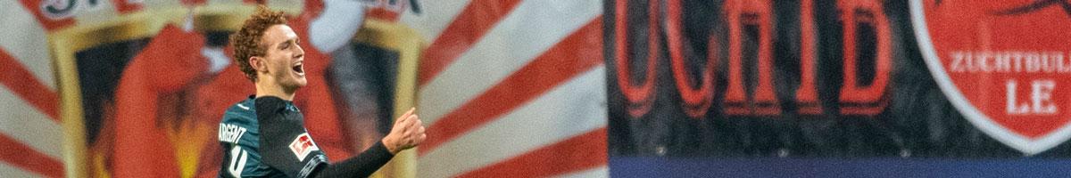 Captain America: Mit Sargent wächst der nächste Werder-Torjäger heran