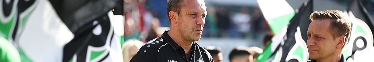 Hannover 96: Mit neuem Personal zum Liga-Verbleib