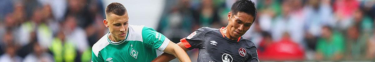 1. FC Nürnberg - Werder Bremen: Franken brauchen ein Erfolgserlebnis