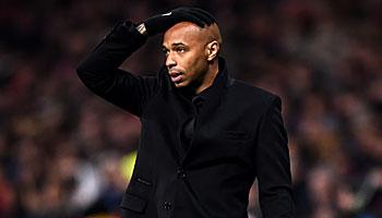 Trainer-Aus in Monaco: Das schlechte Arbeitszeugnis von Thierry Henry