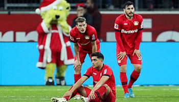 Bayer Leverkusen – FSV Mainz 05: Bayer zieht den Bruno-Joker