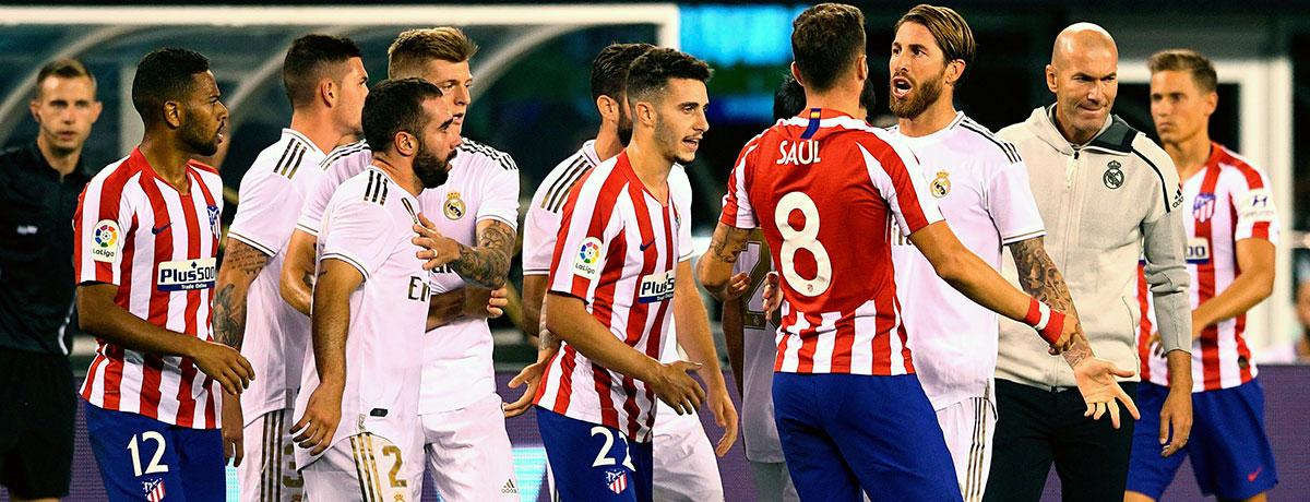 Real Madrid - Atletico Madrid: Rojiblancos droht die Krise