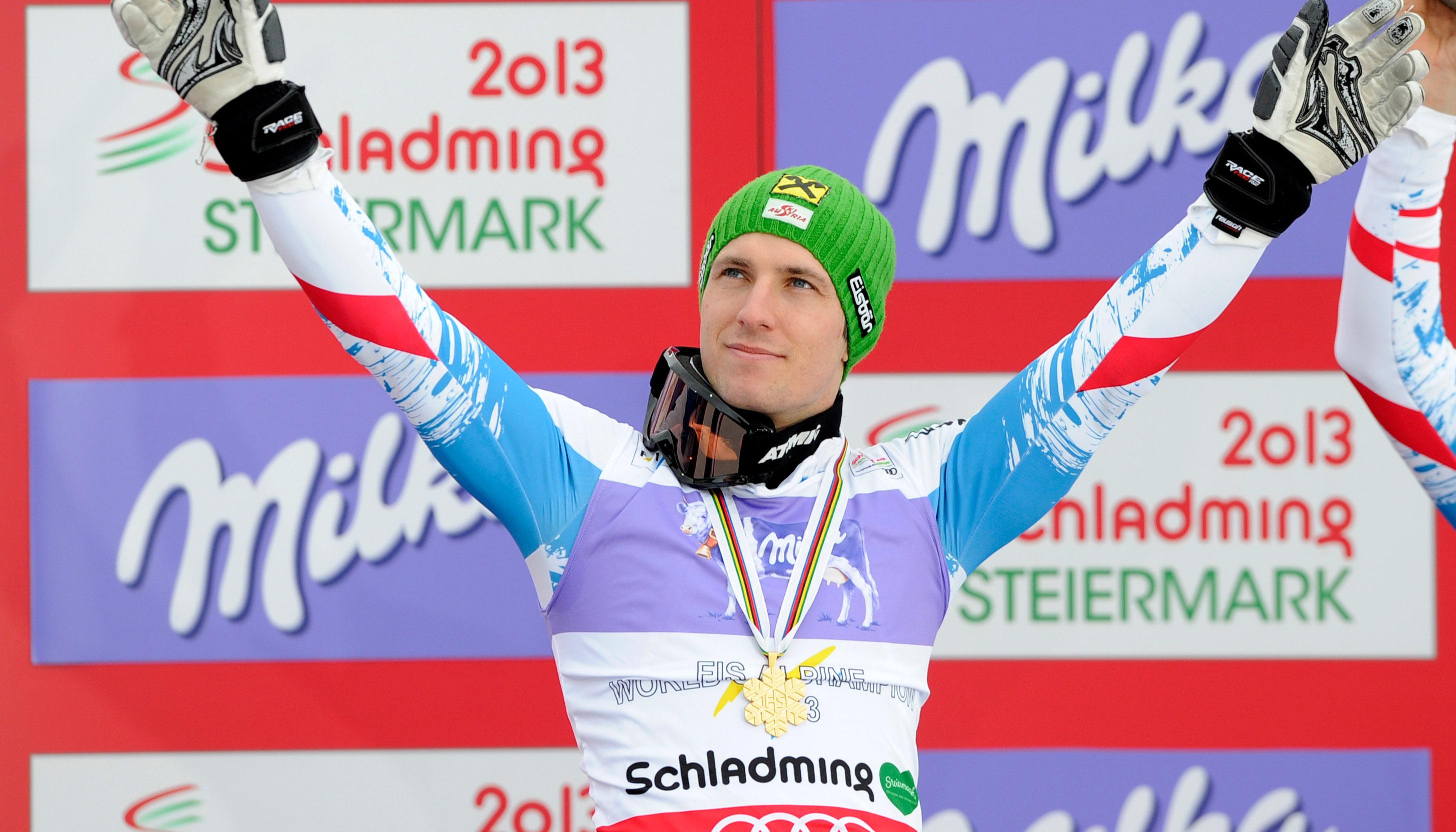 Marcel Hirscher: Mach's nochmal wie 2013