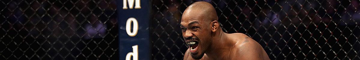 UFC 235: Titelverteidigung von Jon Jones