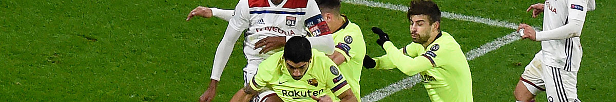 Luis Suarez: Der Champions-League-Fluch eines Top-Torjägers