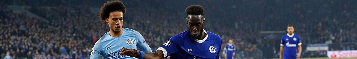 Manchester City - Schalke 04: Königsblau braucht ein Wunder