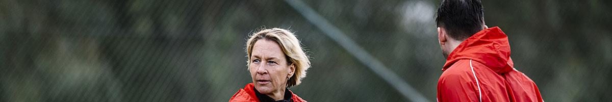 Frauen-Nationalmannschaft: Startschuss ins WM-Jahr