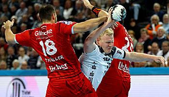 Handball-Bundesliga: Die Pause ist beendet