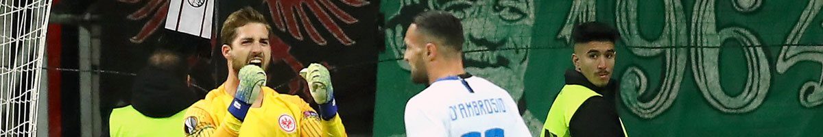 Inter Mailand - Eintracht Frankfurt: Gefühlter Heim-Vorteil im San Siro
