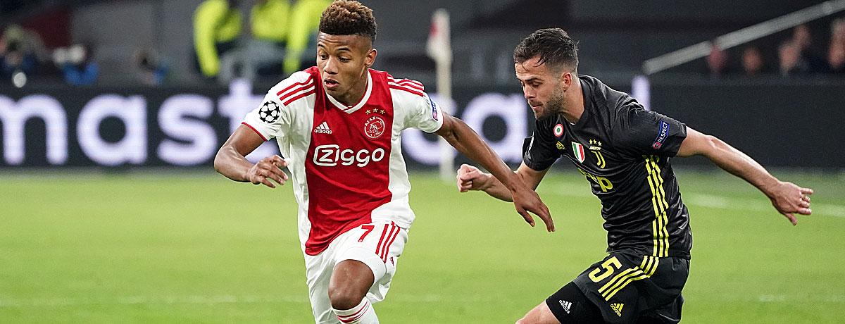 Juventus Turin - Ajax Amsterdam: Erfahrung trifft auf Talent, Teil II