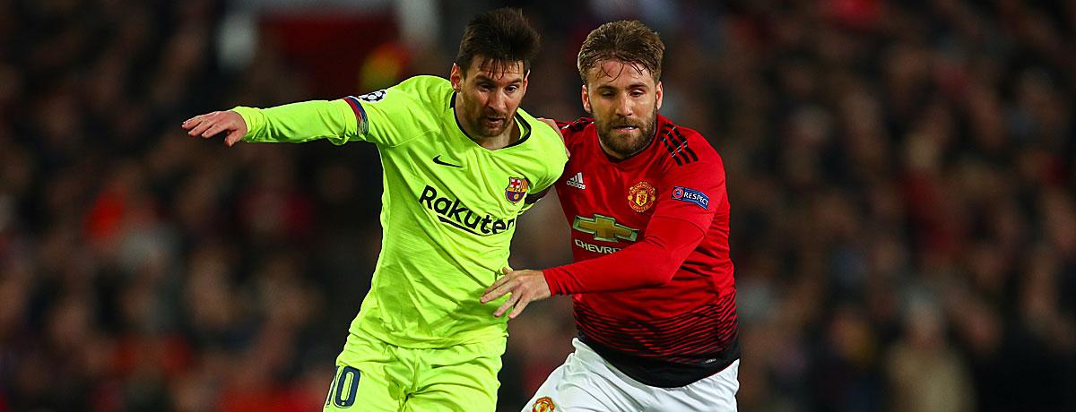 FC Barcelona - Manchester United: Red Devils brauchen das Paris-Glück