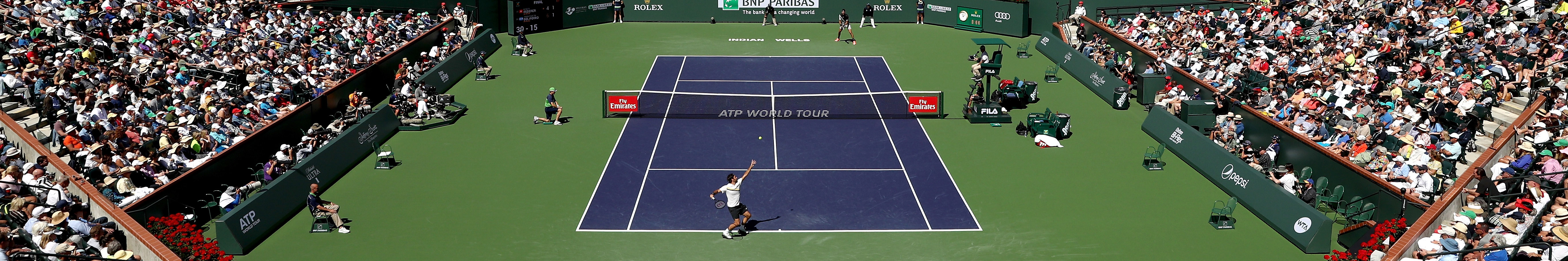 ATP Masters: 10 Highlights in Indian Wells