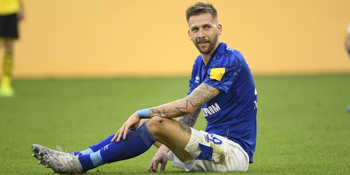 FC Schalke Timo Burgstaller