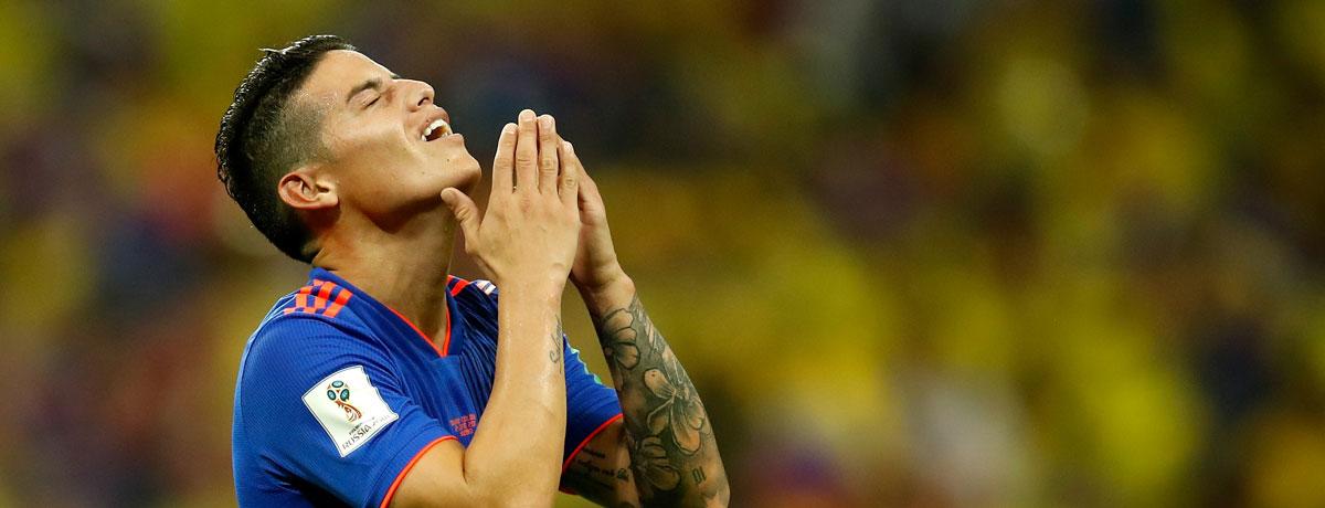 FC Bayern: 3 Gründe gegen einen Kauf von James Rodriguez