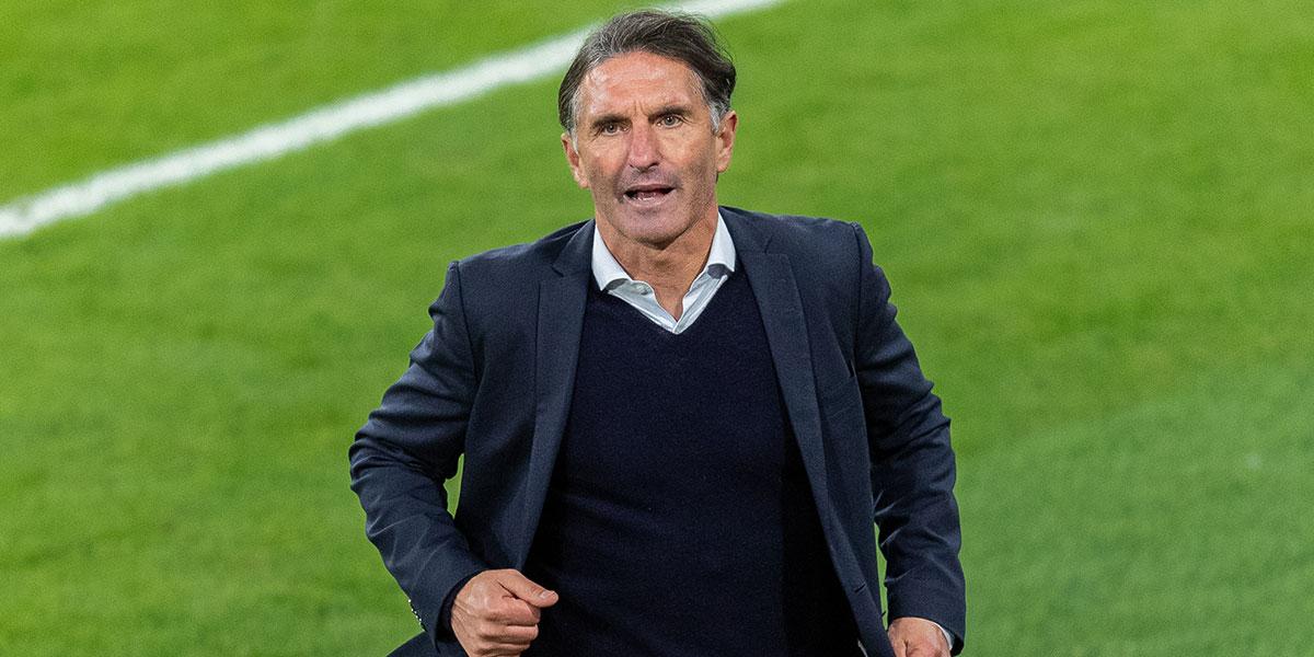 Trifft am Samstag mit der Hertha auf seinen Ex-Klub VfB Stuttgart - Coach Bruno Labbadia