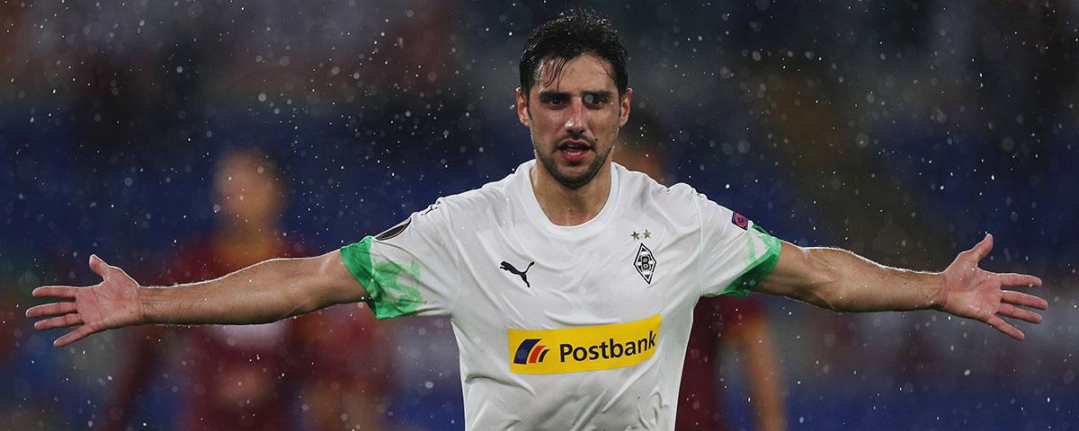 Lars Stindl Borussia Mönchengladbach 2019/20