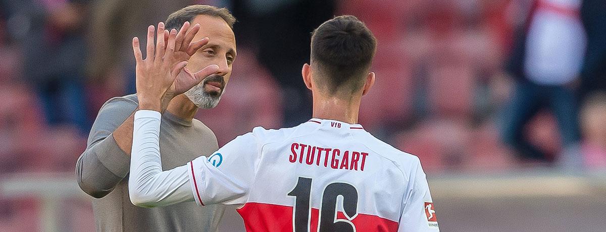 Pellegrino Matarazzo VfB