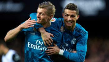 Die aktuell besten Spieler der Champions League