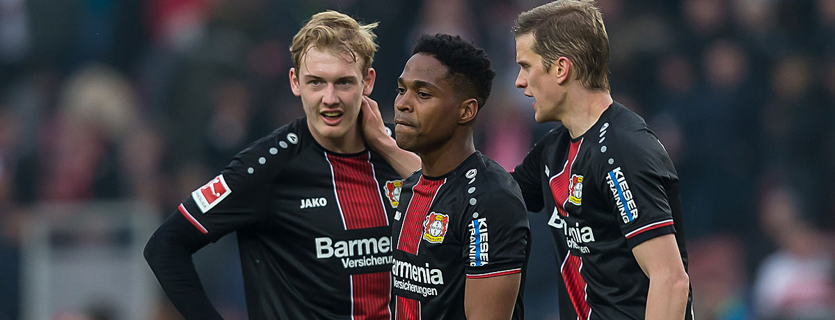 Bayer Leverkusen - 1. FC Nürnberg: Werkself muss liefern