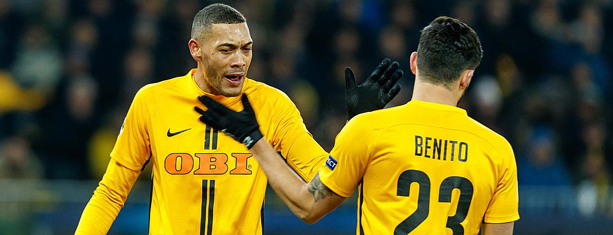 Super League: Young Boys Bern mit historischer Leistung