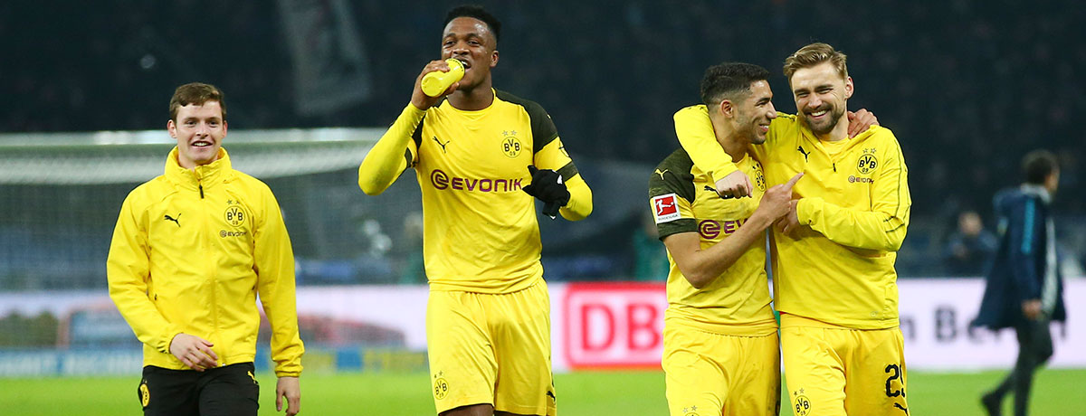BVB: Dortmund und das Außenverteidiger-Problem