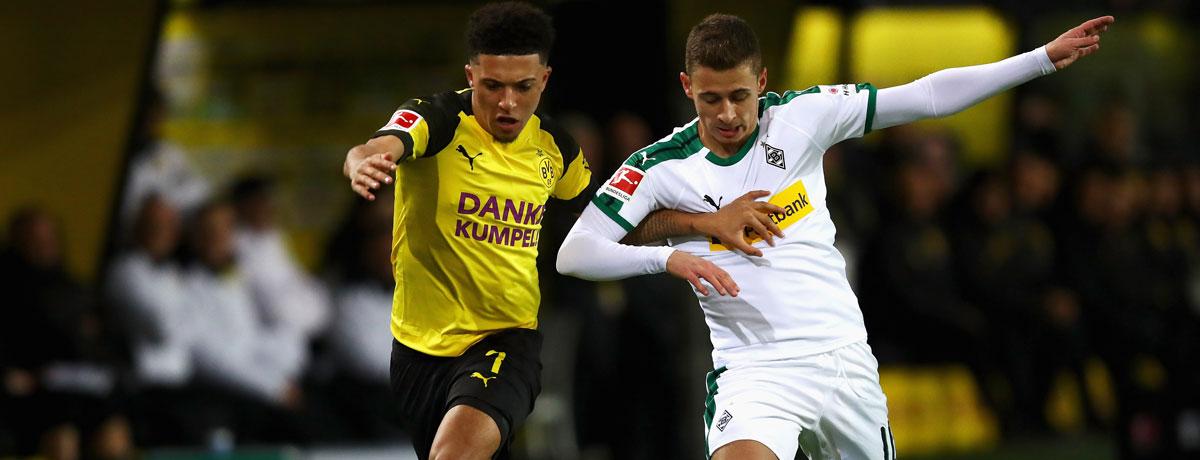 Hazard & Sancho: BVB vereint die Dribbelkönige der Liga
