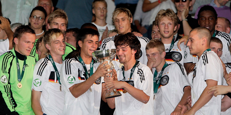 U19 Europameister