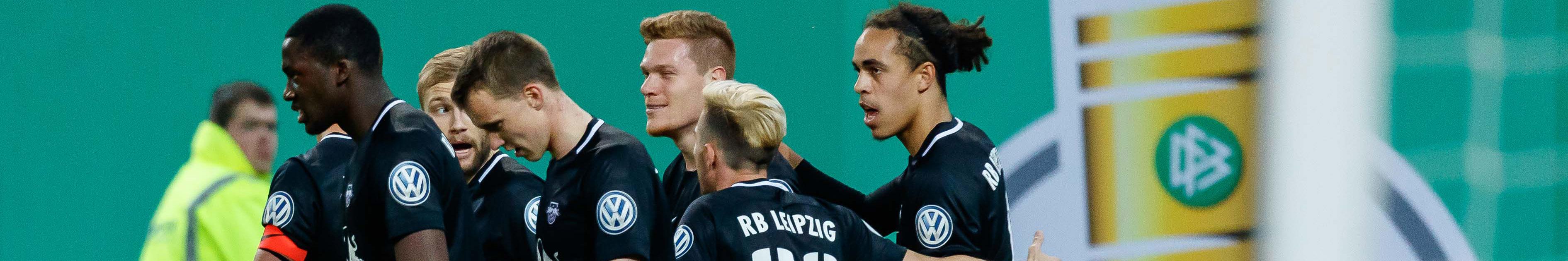 RB Leipzig: Kein normaler Neuling im DFB-Pokalfinale
