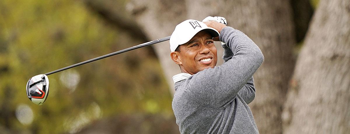 PGA Championship: Tiger Woods mit der Chance auf den 16. Major-Titel