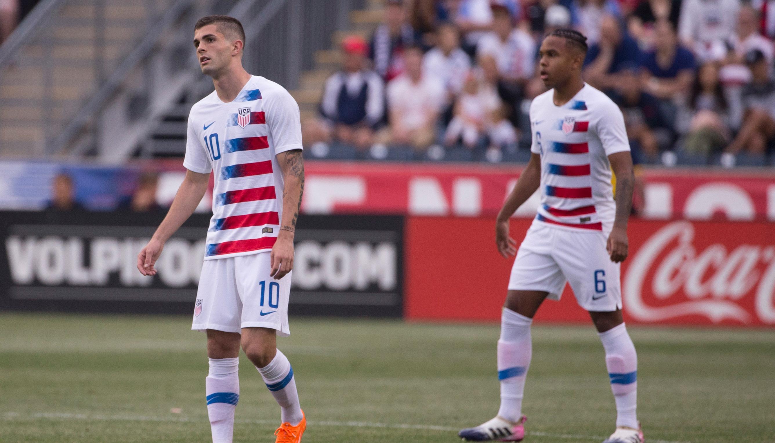 Bundesliga: US-Talente auf dem Vormarsch
