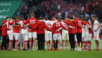 Greuther Fürth - 1. FC Köln: Zusammenstehen für den letzten Schritt