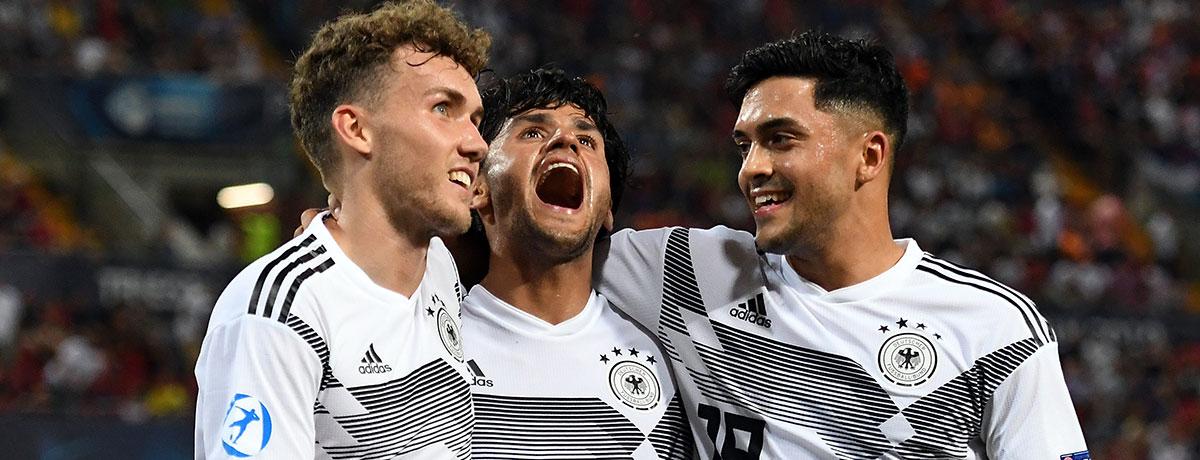 U21 österreich Deutschland