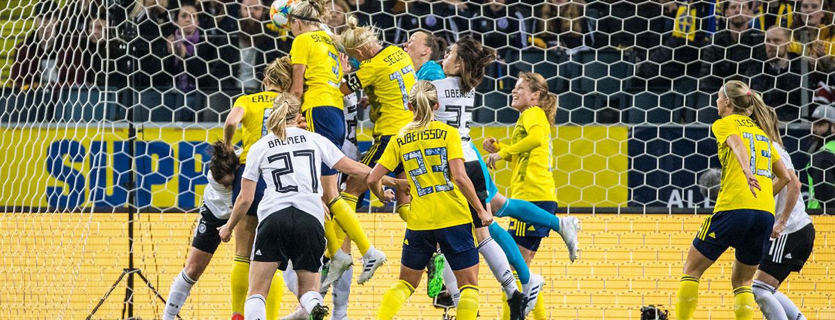 Frauen-WM Deutschland - Schweden: Diese Duelle machen Mut