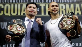 Boxen: Manny Pacquiao und ein Gegner für den Tag X