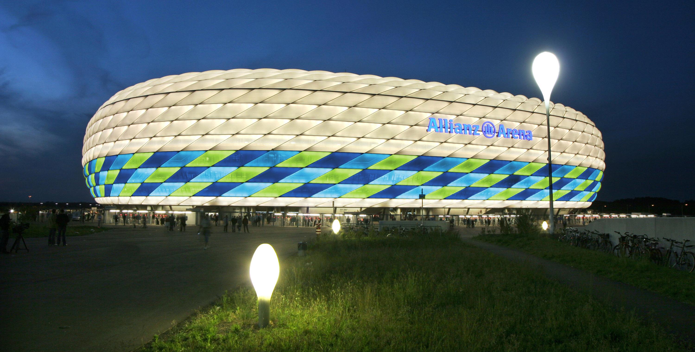 Stadien In Deutschland