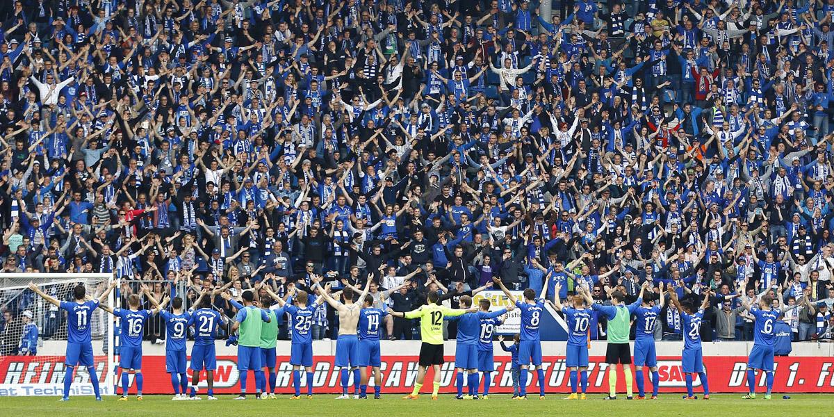 1. FC Magdeburg, Fans