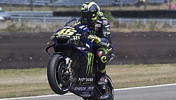 Valentino Rossi: Die längste Durststrecke seit seiner Ducati-Zeit