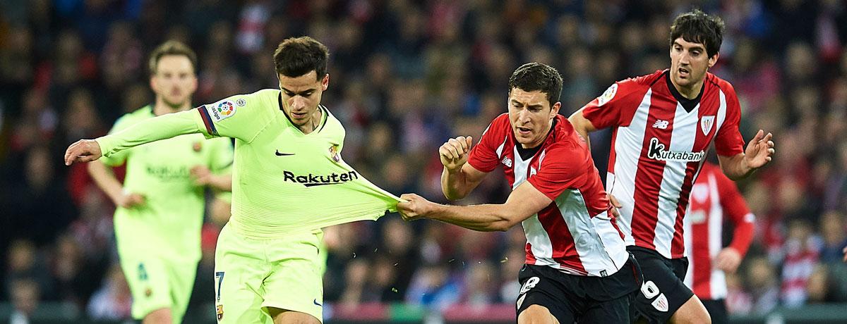Athletic Bilbao - FC Barcelona: Termin-Chaos überschattet La Liga-Auftakt