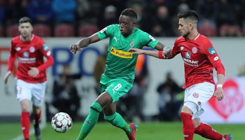 Borussia Mönchengladbach - FSV Mainz 05: Mainz ist Fohlenfutter