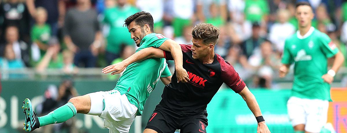 FC Augsburg - Werder Bremen: Wer sichert sich wichtige Punkte im Abstiegskampf?