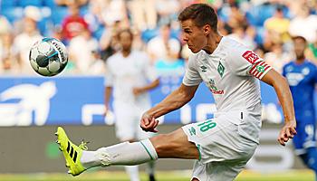 Werder Bremen – TSG Hoffenheim: Werder wittert Chance gegen gelähmte TSG-Offensive