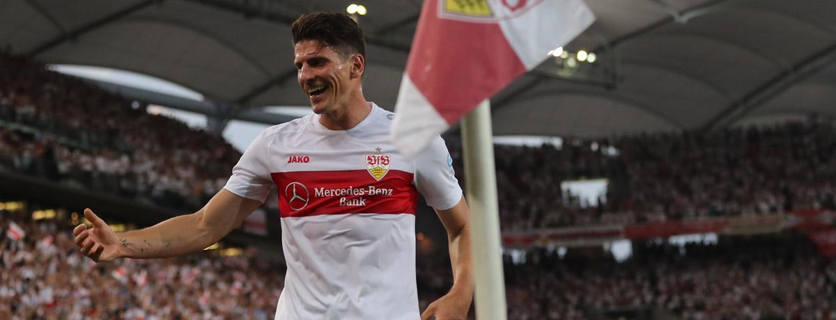 Mario Gomez VfB