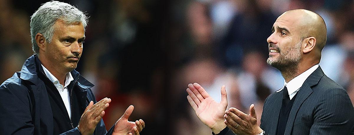 Tottenham Hotspur - Manchester City: Duell der Trainer-Rivalen steht im Fokus