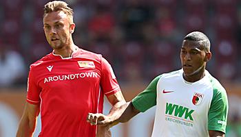 Union Berlin – FC Augsburg: Eiserne Heimstärke mit Zuschauern