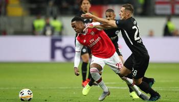FC Arsenal - Eintracht Frankfurt: Energieleistung ohne Adler-Antrieb nötig