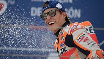 Marc Marquez jagt MotoGP-Rekorde