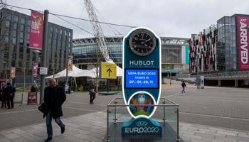 EURO 2020/21: Verlegung macht Three Lions zum Favoriten