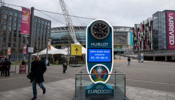 EURO 2020/21: Verlegung macht Three Lions zum Favoriten