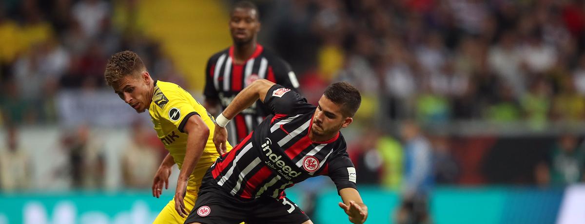 BVB - Eintracht Frankfurt: Kann der BVB zuhause die Wende einleiten?