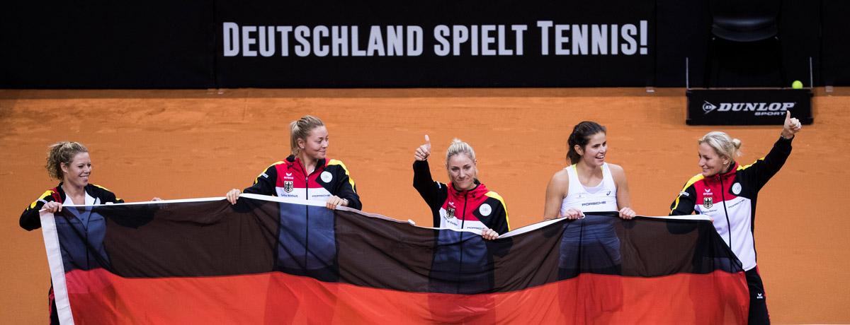 Tennis: Neue Damenturniere - Deutschland wird wieder Tennisland!